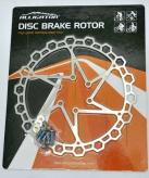 ROTOR ACERO INOXIDABLE ALLIGATOR MODELO STEALTH 160MM P/6 TORNILLOS COLOR PLATA PESO 70GRS